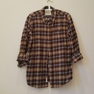 Other - Men's Tan Flannel